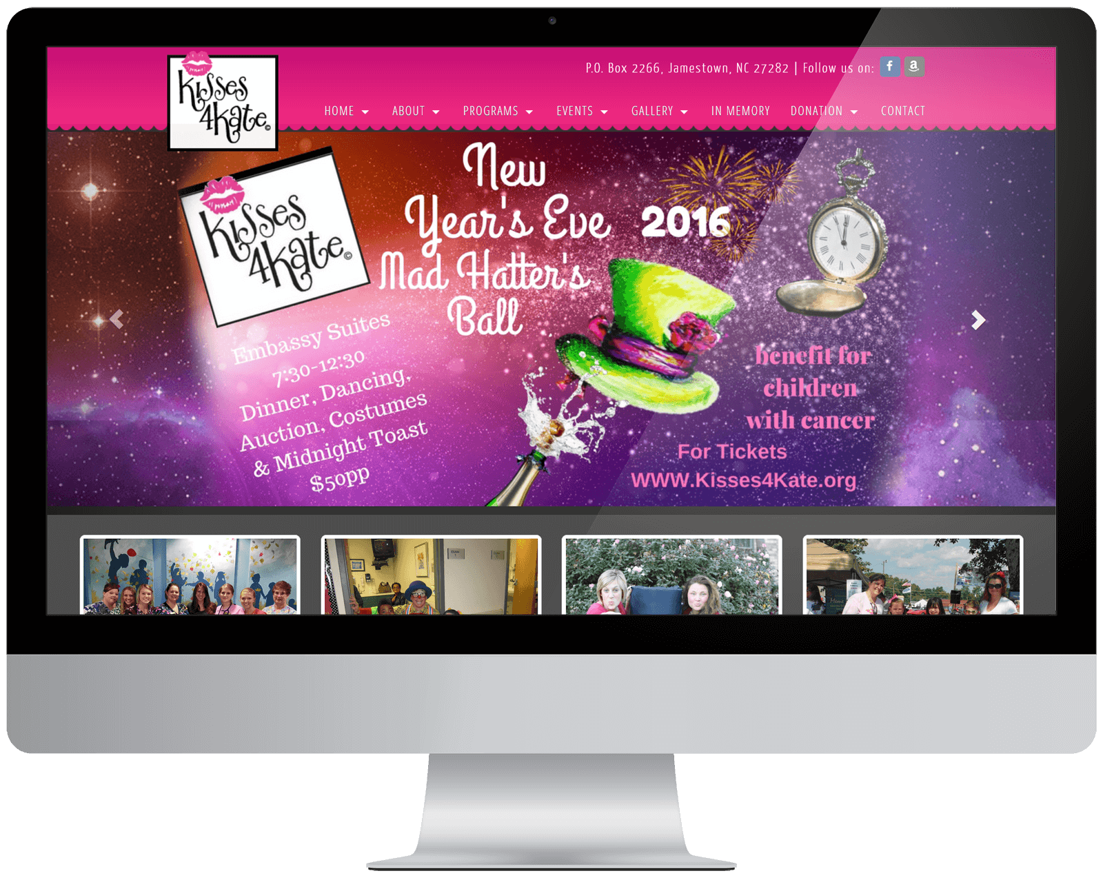 Multimedia Website Features